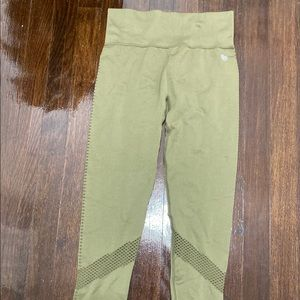 Seamless Green Olive